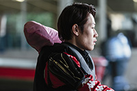 <p>ボートレース振興会<br /> 1/1600  racer Yuki Kayahara<br /> WEB<br /> </p>